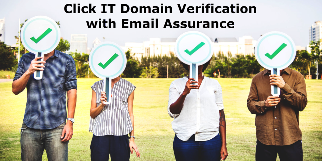 Domain Verification with Email Assurance